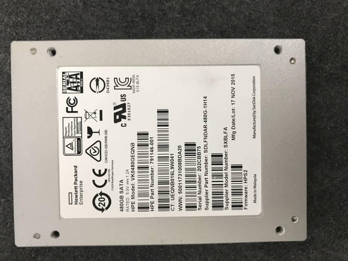 Hewlett Packard 480GB
