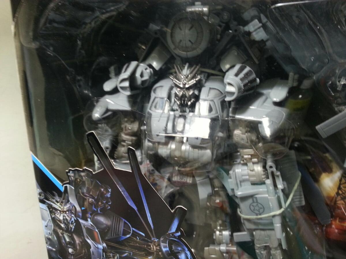 ブラックアウト トランスフォーマー ムービー スタジオシリーズ SS-08_画像2