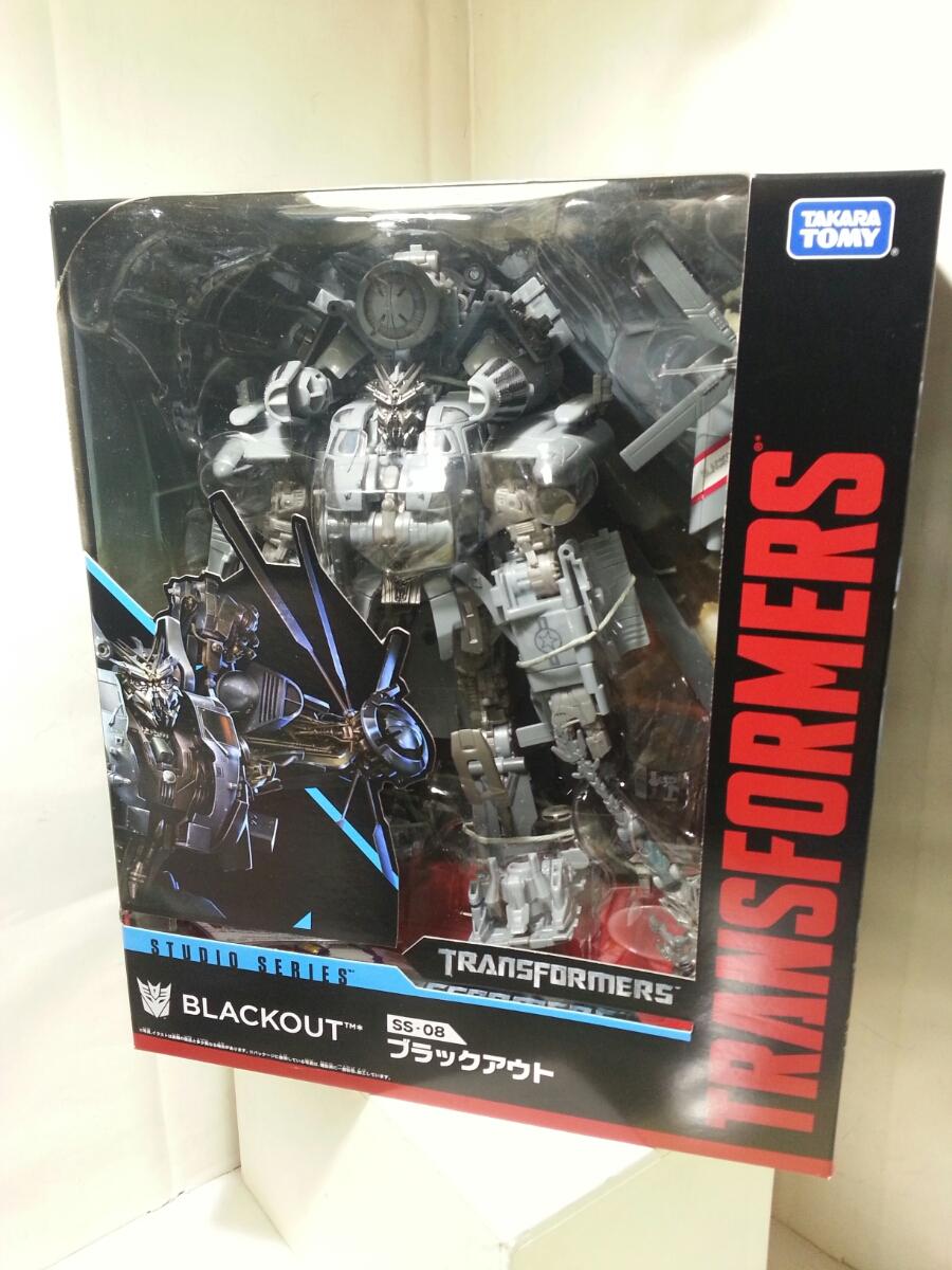 ブラックアウト トランスフォーマー ムービー スタジオシリーズ SS-08_画像1