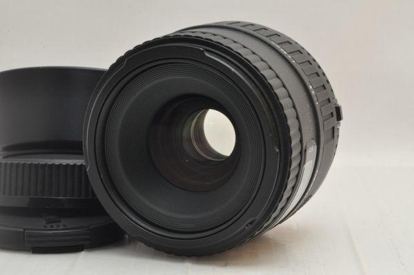 ★超極上美品★SIGMA AF MACRO 50mm F2.8 nikon フード付き #7448