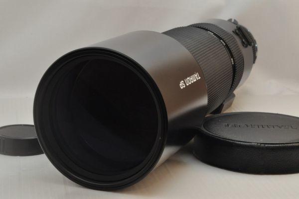 ★超極上美品★TAMRON SP 200-500mm F5.6 BBAR MC nikonAi #7471