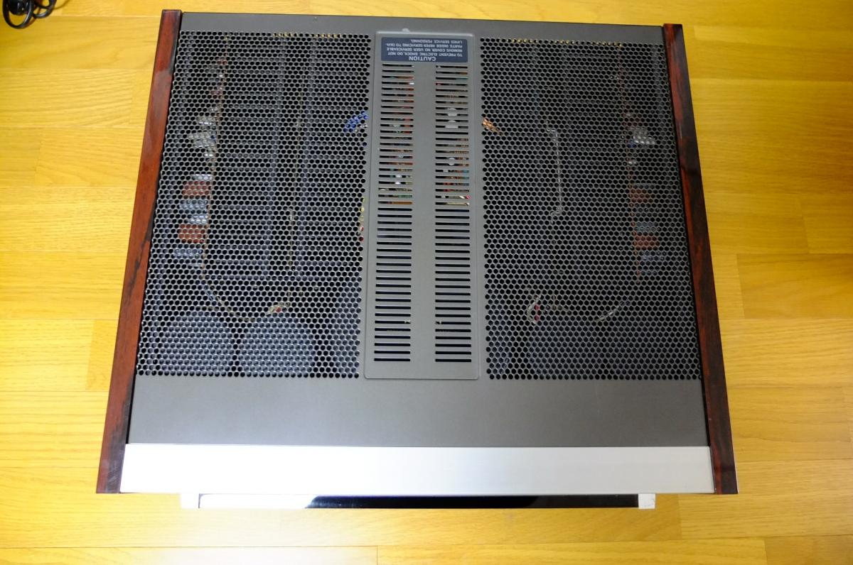 DENON デノン パワーアンプ POA-3000 美品 ジャンク_画像4