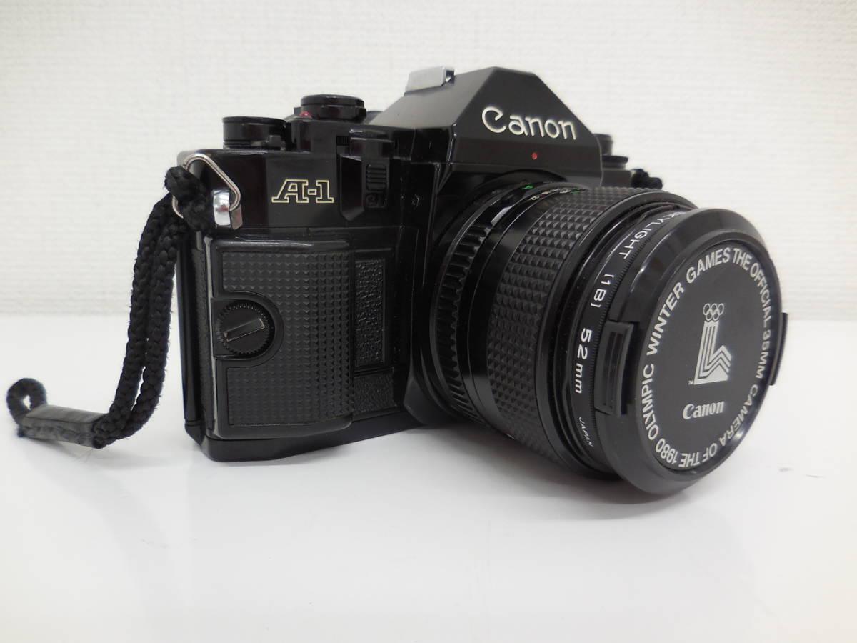 Canon A-1/LENS 50mm 1:1.4 動作未確認 ジャンク