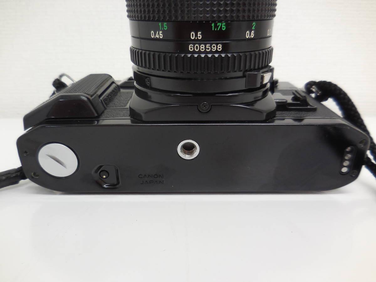 Canon A-1/LENS 50mm 1:1.4 動作未確認 ジャンク_画像6