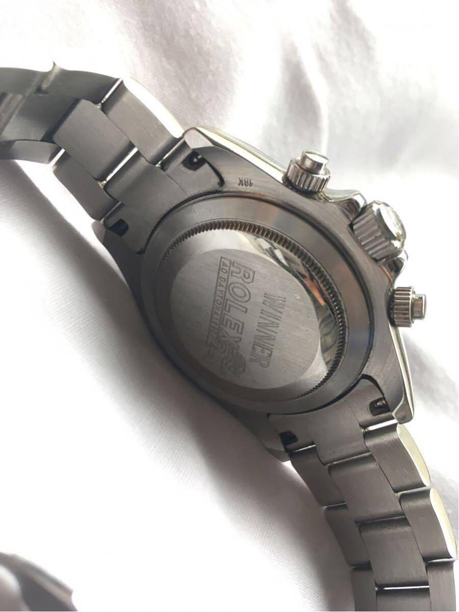 ロレックス Rolex デイトナ 1円スタート_画像4