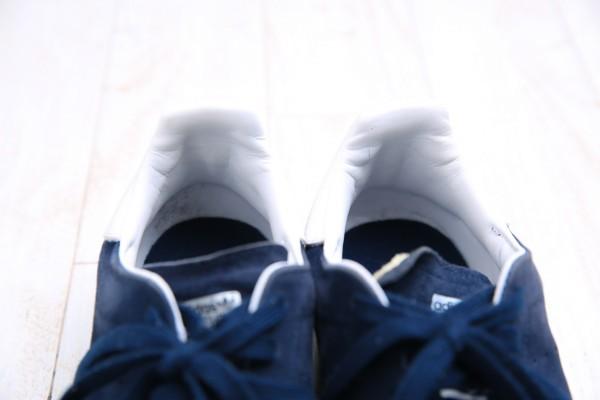 レア サファリ掲載品 エディフィス 別注 スタンスミス ネイビー スエード レザー 28cm us10 adidas アディダス_画像4