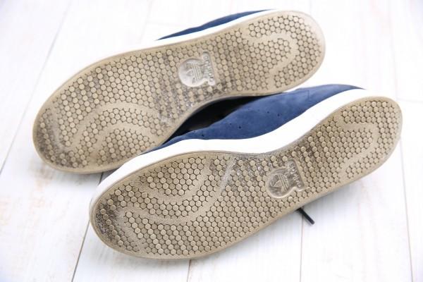レア サファリ掲載品 エディフィス 別注 スタンスミス ネイビー スエード レザー 28cm us10 adidas アディダス_画像8