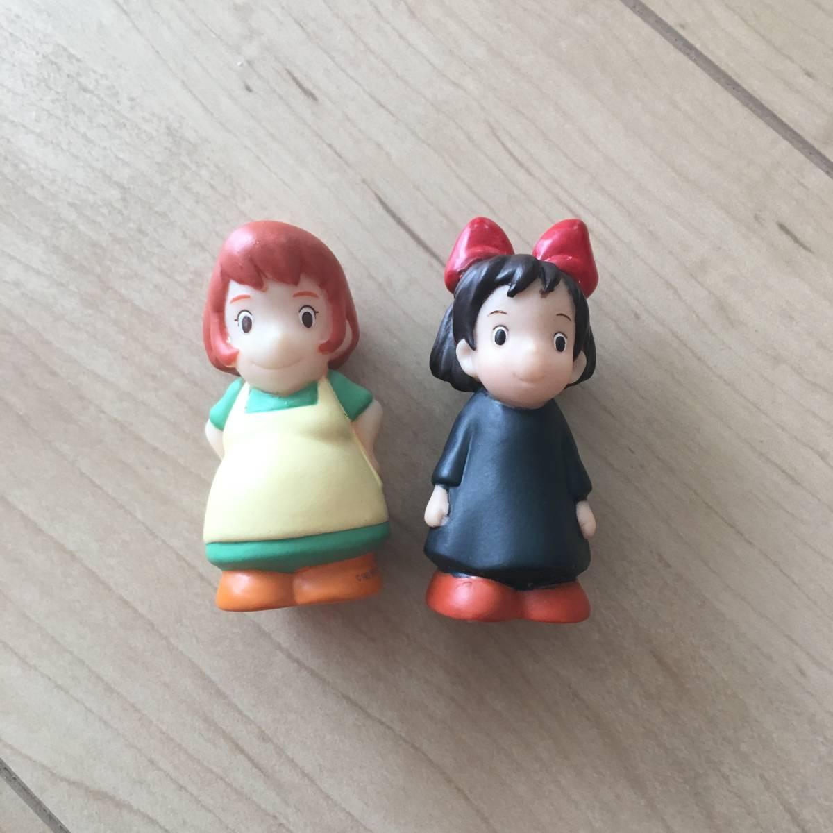 【売り切り】魔女の宅急便 指人形 8個セット フィギア スタジオジブリ 宮崎駿監督 キキ ジジ_画像4