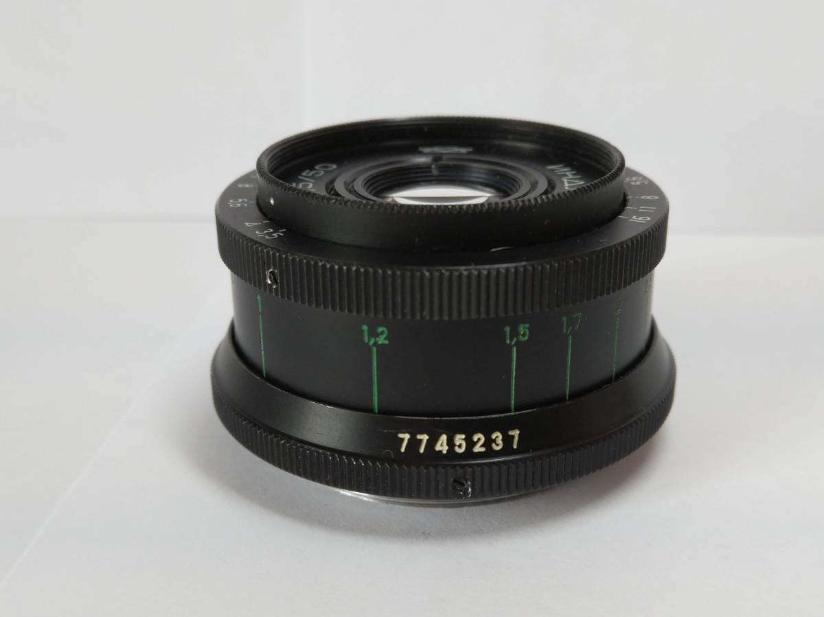 新品!M39 インダスター50-2 Industar 50mm TESSAR M39 KMZ #885B_画像3