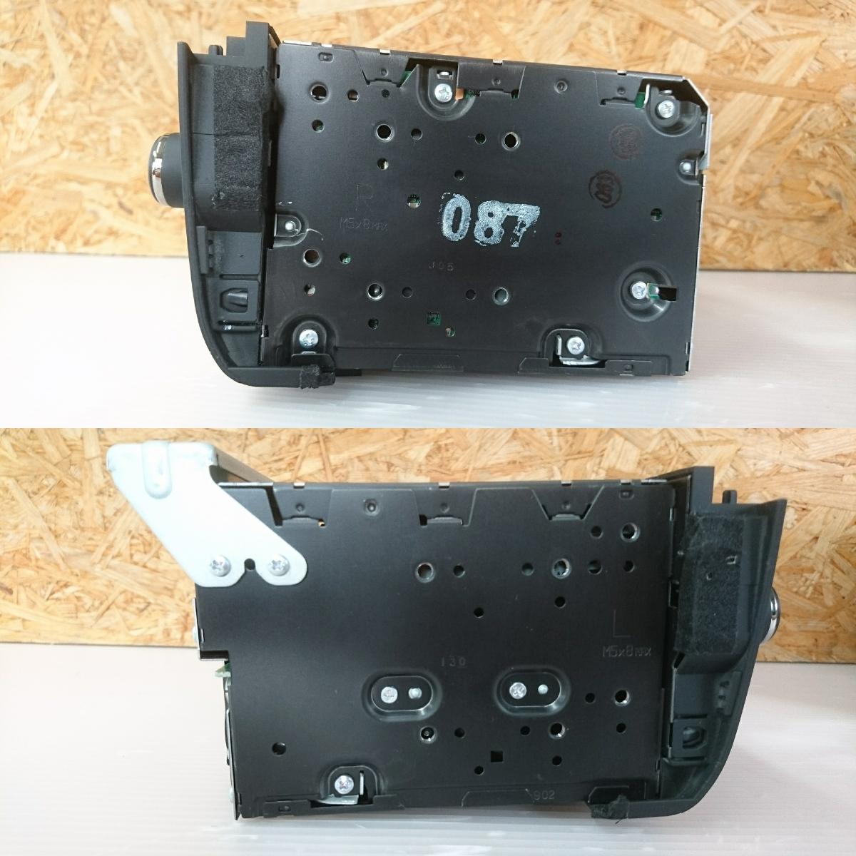 管u300504-0603 レクサス LEXUS GS460 URS190 / 純正 カー オーディオ CD&MD デッキ 動作確認済 良品 GS350 GS450 GS430 GRS_画像10