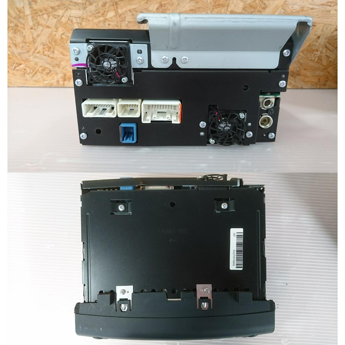 管u300504-0603 レクサス LEXUS GS460 URS190 / 純正 カー オーディオ CD&MD デッキ 動作確認済 良品 GS350 GS450 GS430 GRS_画像9