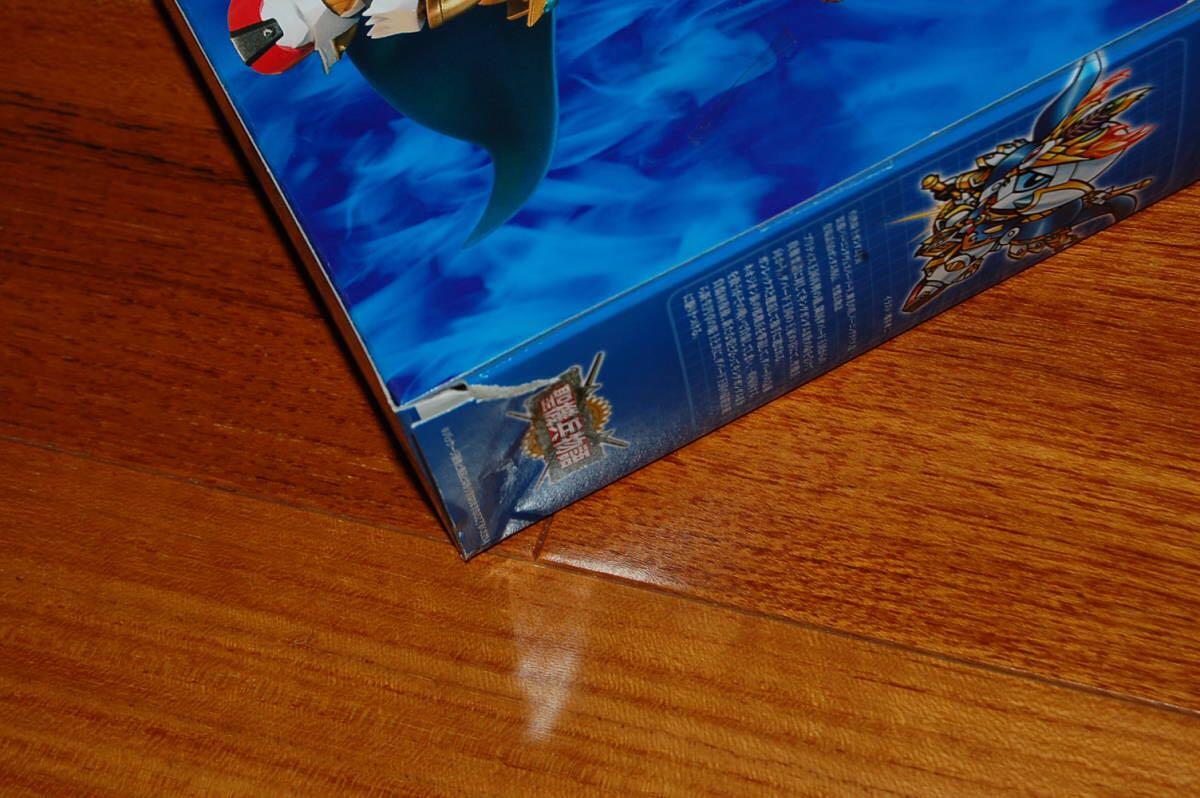SDX 灼熱騎士ガンダムF91 新品 未開封 SDガンダム BB戦士 元祖 ガンプラ フィギュア バーニングナイト F91 ナイトガンダム_画像4