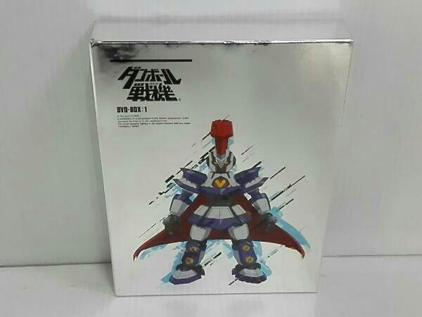 レベルファイブ(原作) ダンボール戦機 DVD-BOX 上巻