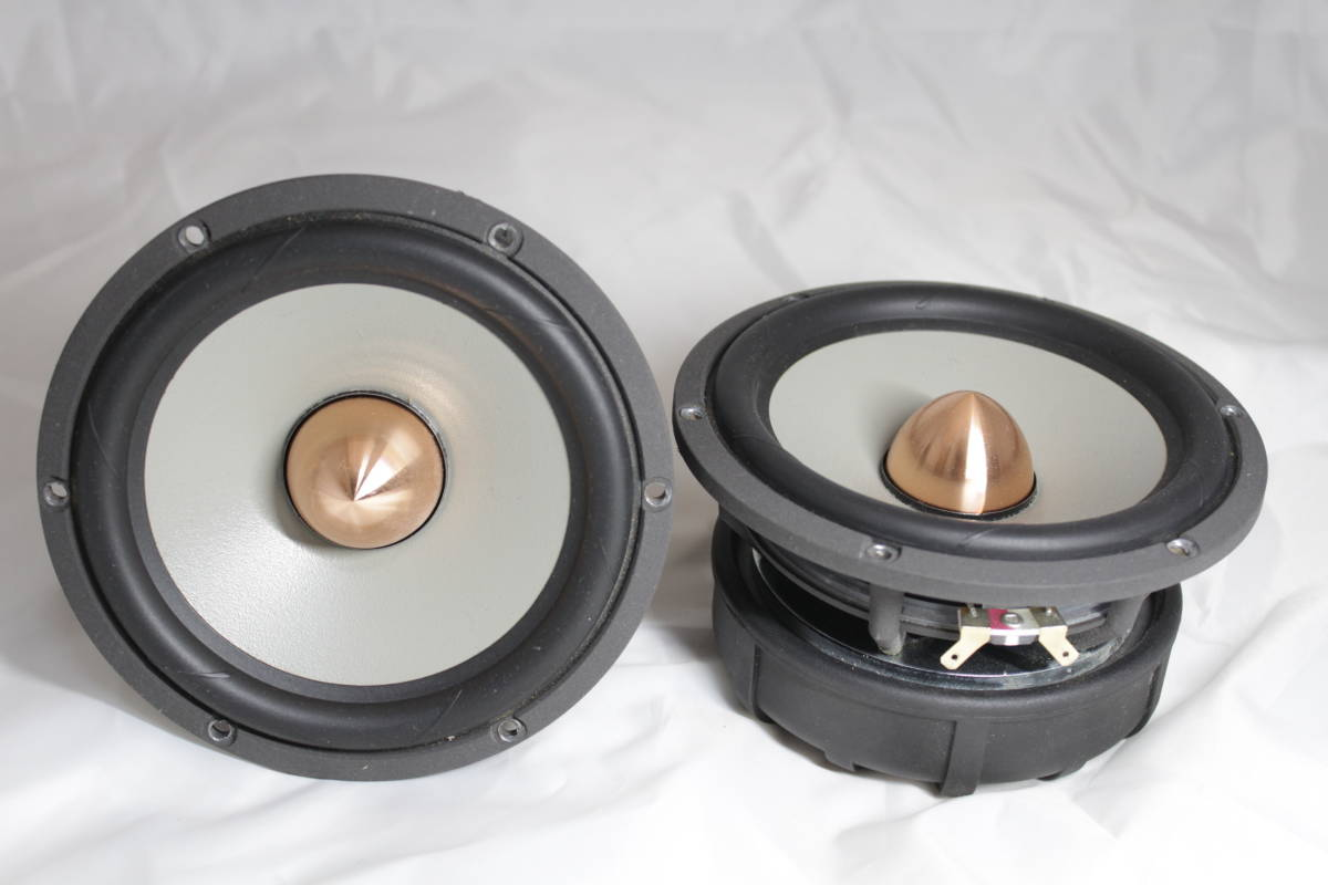 used good goods seas Excel series SEAS EXCEL W16NX001( woofer ) pair
