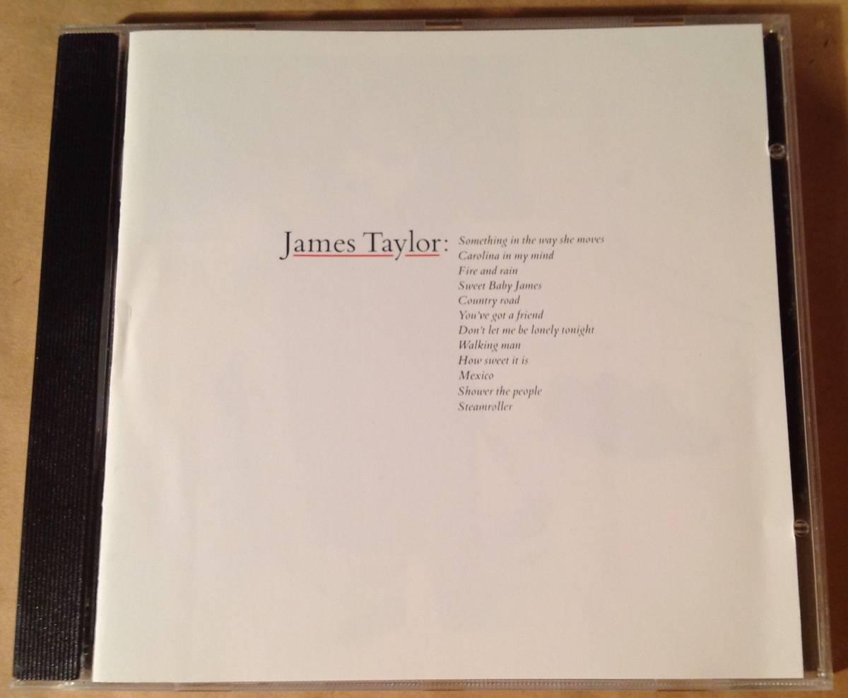 CD(輸入盤)■ジェイムス・テイラー James Taylor / Greatest Hits■美品!_画像1