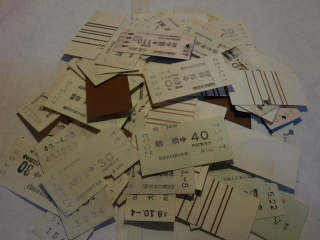【近鉄】昭和30~50年代乗車券 軟券・自販機券 記念乗車券半券その他まとめて_画像4