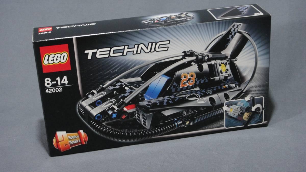 送料無料 レゴ (LEGO) テクニック ホバークラフト 42002 新品