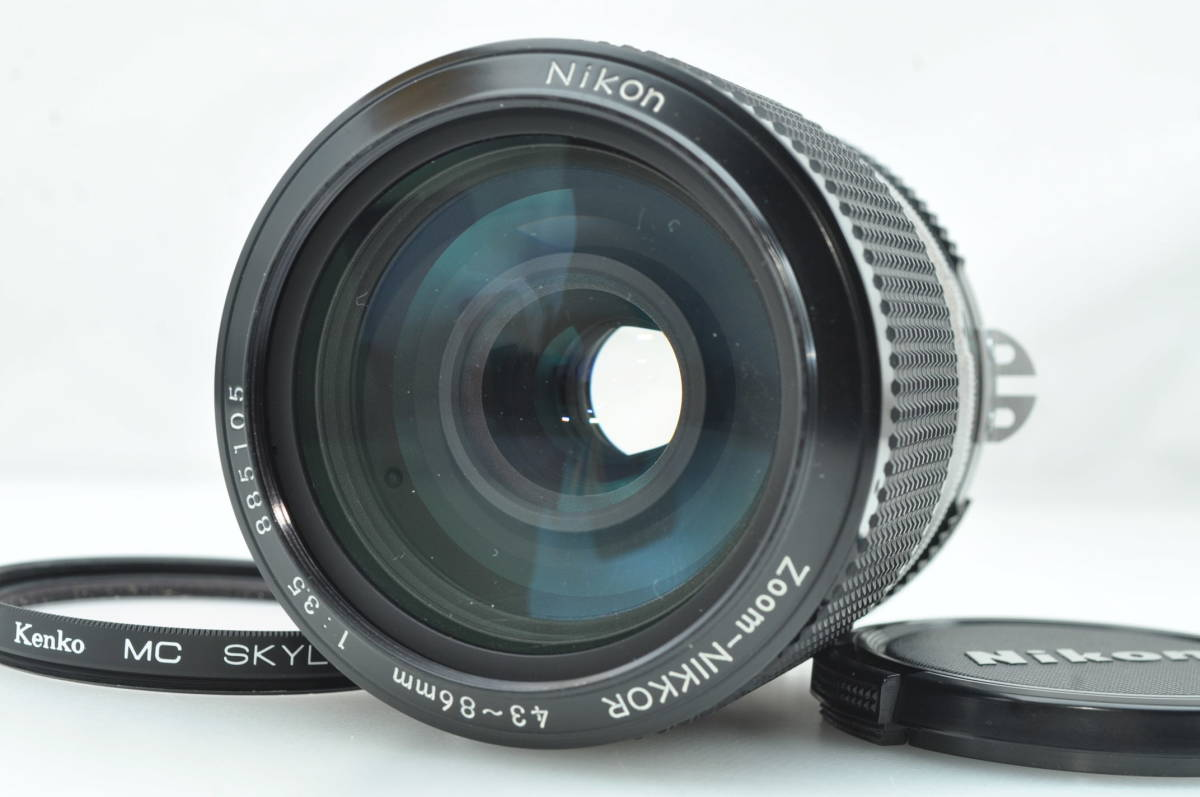 ★新品級★ニコン NIKON AI ZOOM NIKKOR 43-86mm f3.5 #3277