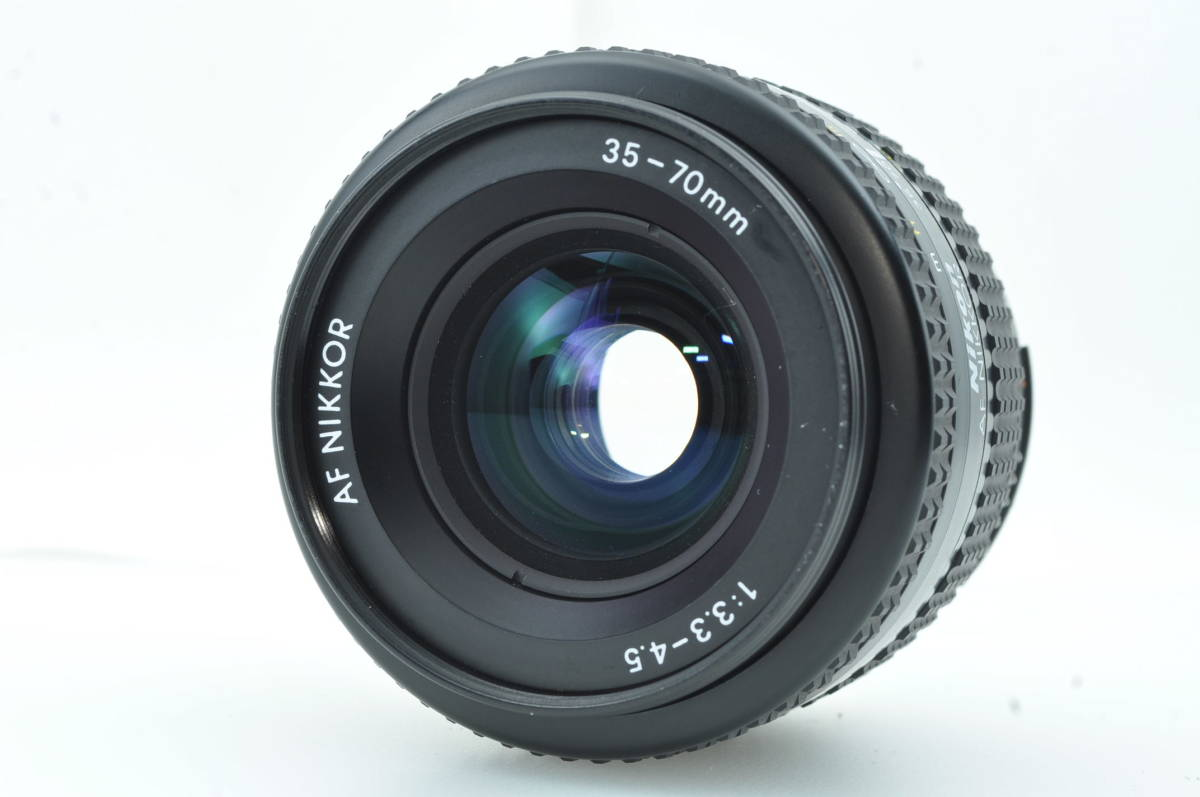 ★極上美品★ニコン NIKON AF NIKKOR 35-70mm f3.3-4.5 #3336