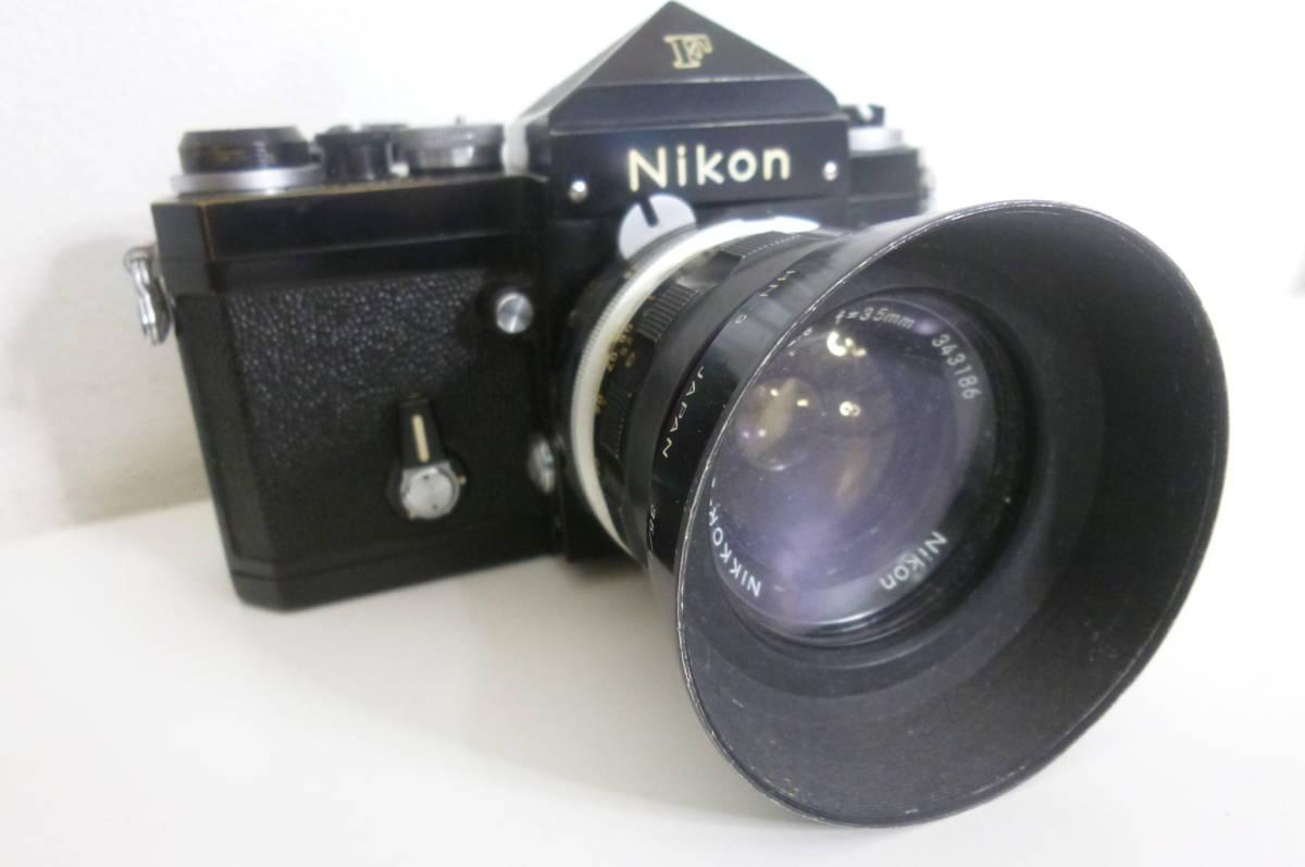 1円~ ニコン NIKON F NIKOR-S Auto 1:2.8 f=35㎜