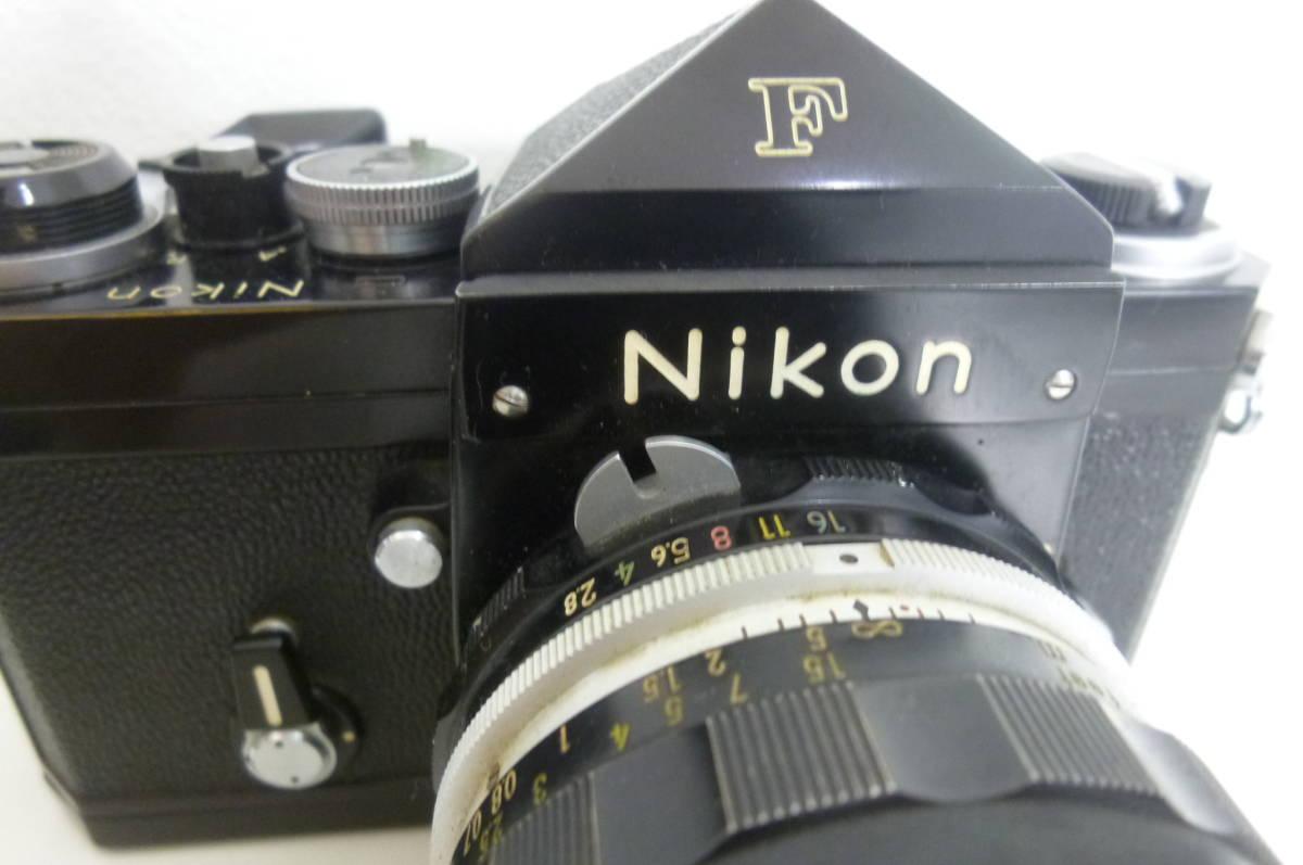 1円~ ニコン NIKON F NIKOR-S Auto 1:2.8 f=35㎜_画像2