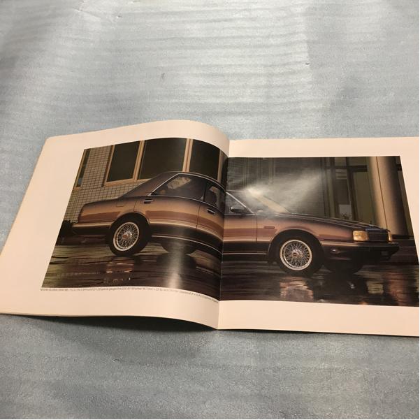 フォルテクス カタログ 旧車 美品_画像2