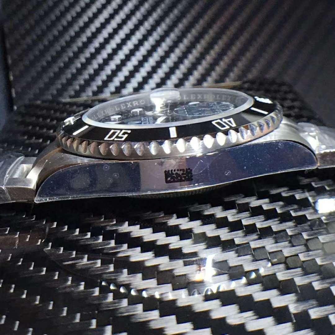 Rolexシードゥエラー ディープシー ロレックス ブラック メンズ ランダム 腕時計_画像6