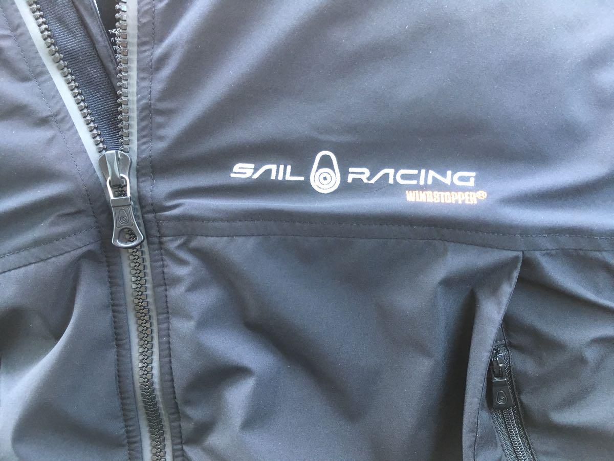 良品Sail Racing Gamma WS jkt(s)mゴアwind stopperセイルレーシングgoreウインドストッパー ジャケット_画像3
