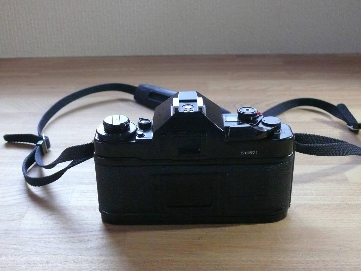Canon A-1 一眼レフカメラ_画像3