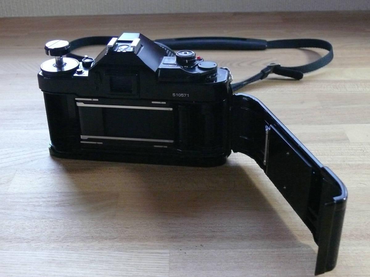 Canon A-1 一眼レフカメラ_画像4