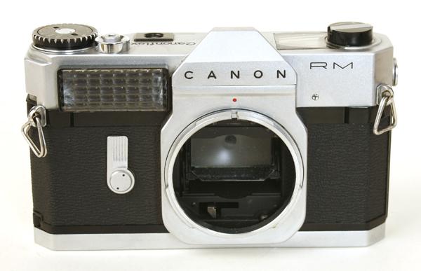 動作確認済 CANON キャノン キャノンフレックス RM レンズ フラッシュ付_画像3
