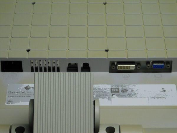 EIZO FlexScan L767 モニター〔19インチ〕動作確認済み gln1805002_画像10