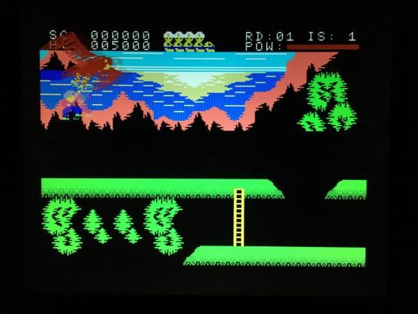 MSX シンドバッドの7つの冒険 CASIO 箱説アリ_画像3