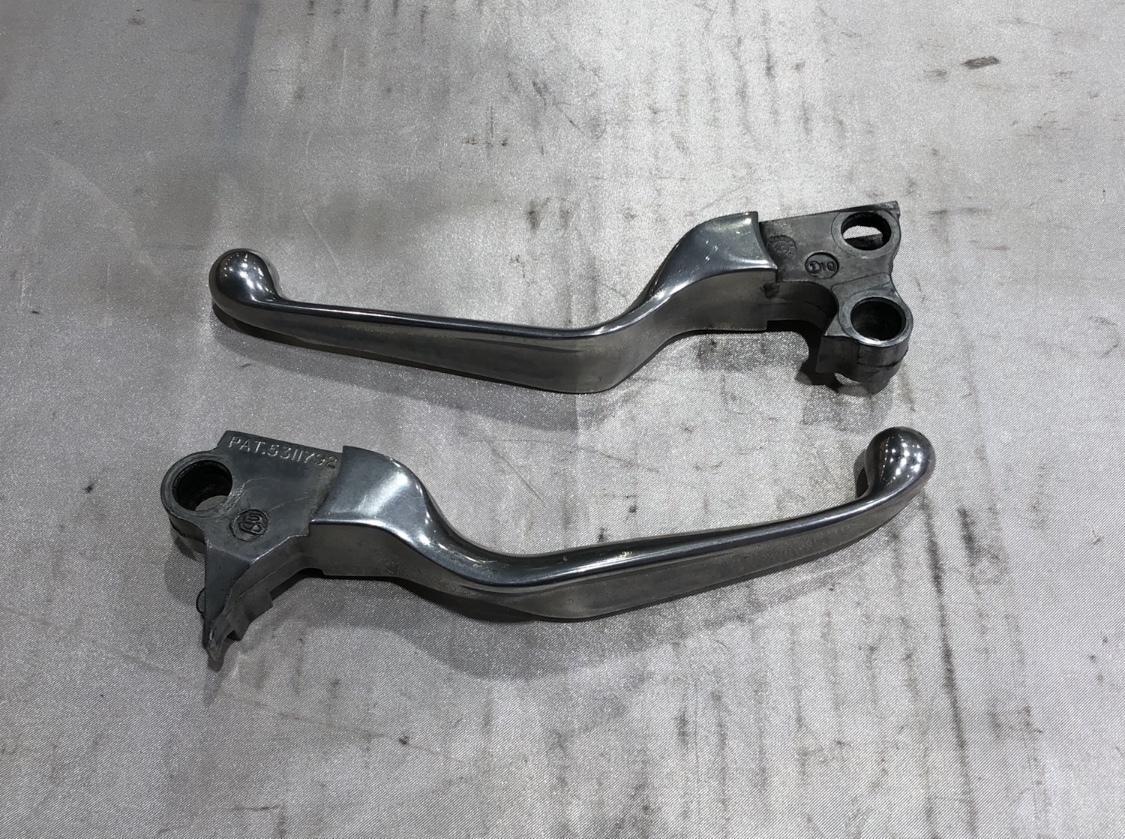 Harley original normal lever brake * clutch set FLSS from