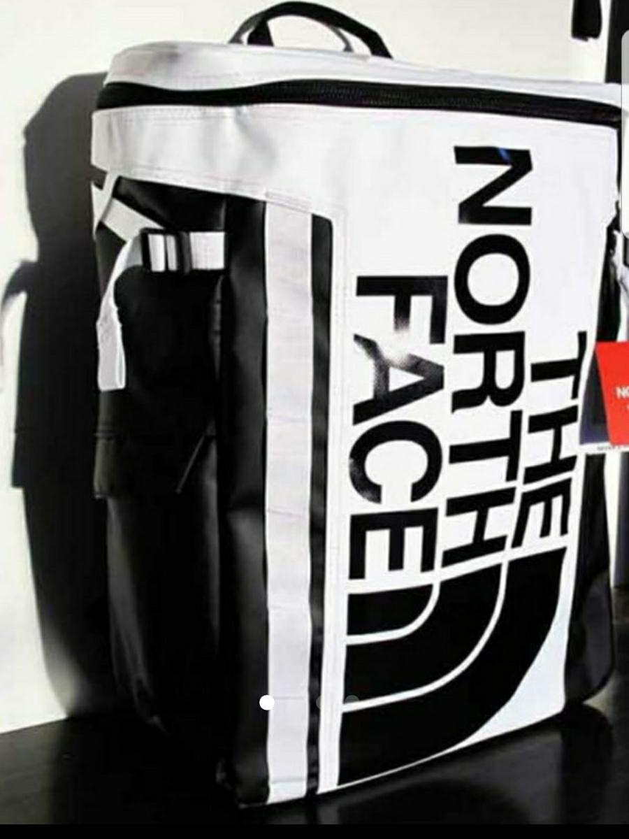 5cbdb0983 new goods * North Face *BC fuse box *THENORTHFACE 30L white × black ...
