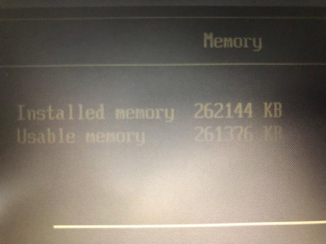 中古ThinkPad 240Z 2609-71J ジャンク品 部品取り_画像10