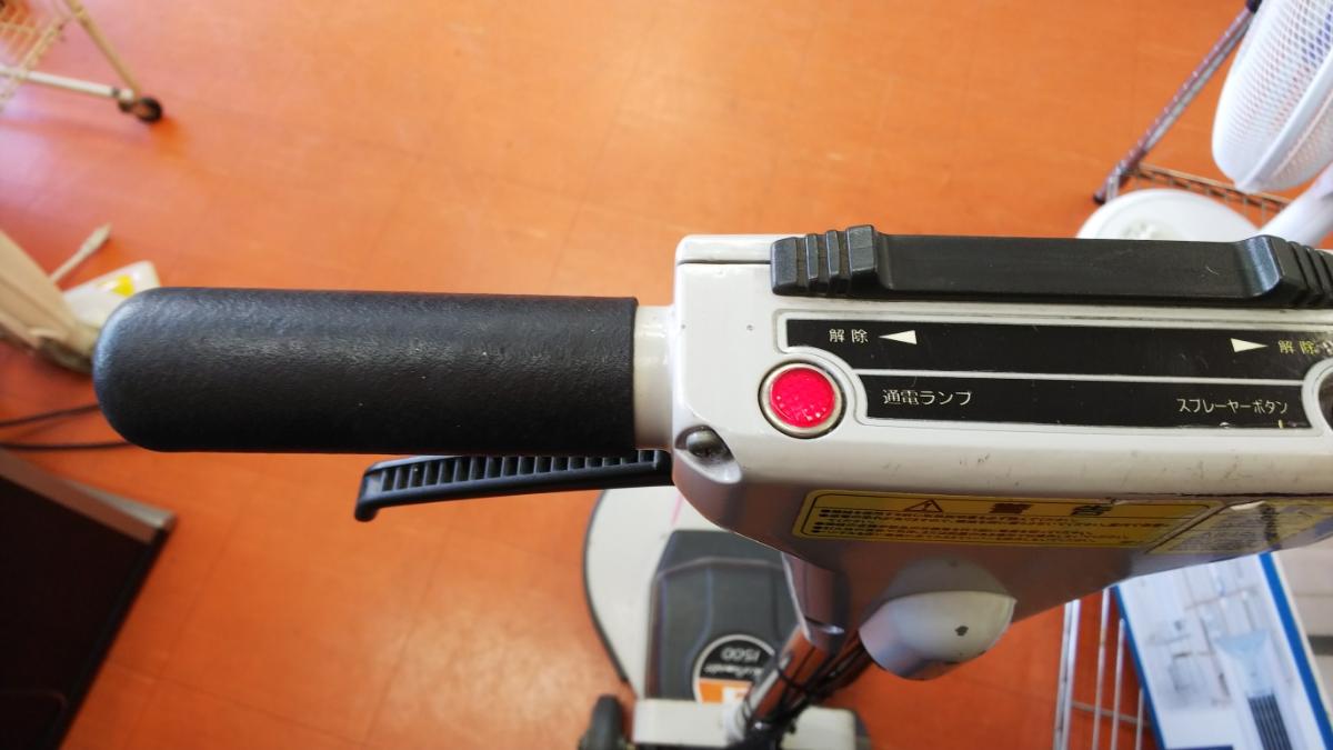 ペンギンワックス 電動ポリッシャー 1500 モデル9146 60Hz _画像8