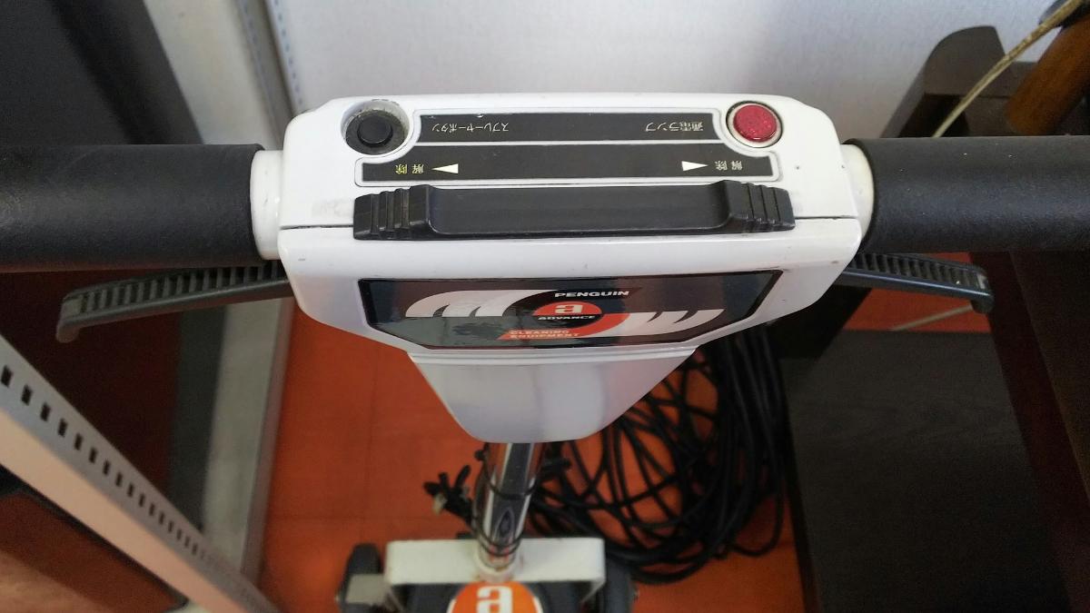 ペンギンワックス 電動ポリッシャー 1500 モデル9146 60Hz _画像2