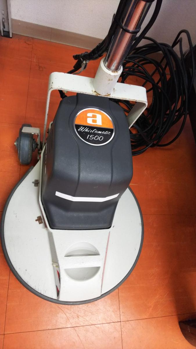 ペンギンワックス 電動ポリッシャー 1500 モデル9146 60Hz _画像3