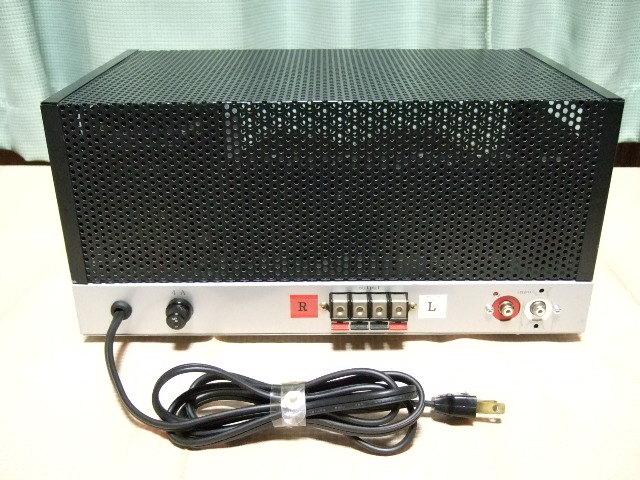 ♪♪ 自作 (他作) JBL SE400S タイプ ステレオパワーアンプ ジャンク ♪♪_画像4