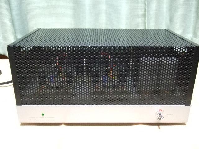 ♪♪ 自作 (他作) JBL SE400S タイプ ステレオパワーアンプ ジャンク ♪♪