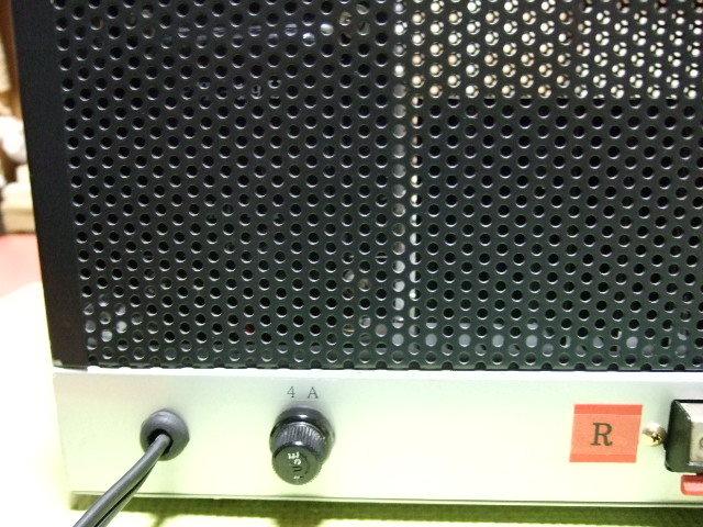 ♪♪ 自作 (他作) JBL SE400S タイプ ステレオパワーアンプ ジャンク ♪♪_画像5
