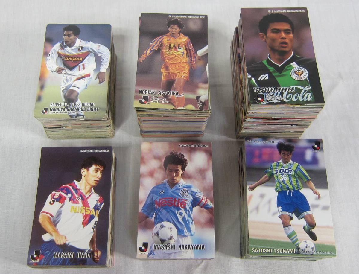 ★CALBEE カルビー Jリーグ カード 1993~1998 まとめて702枚