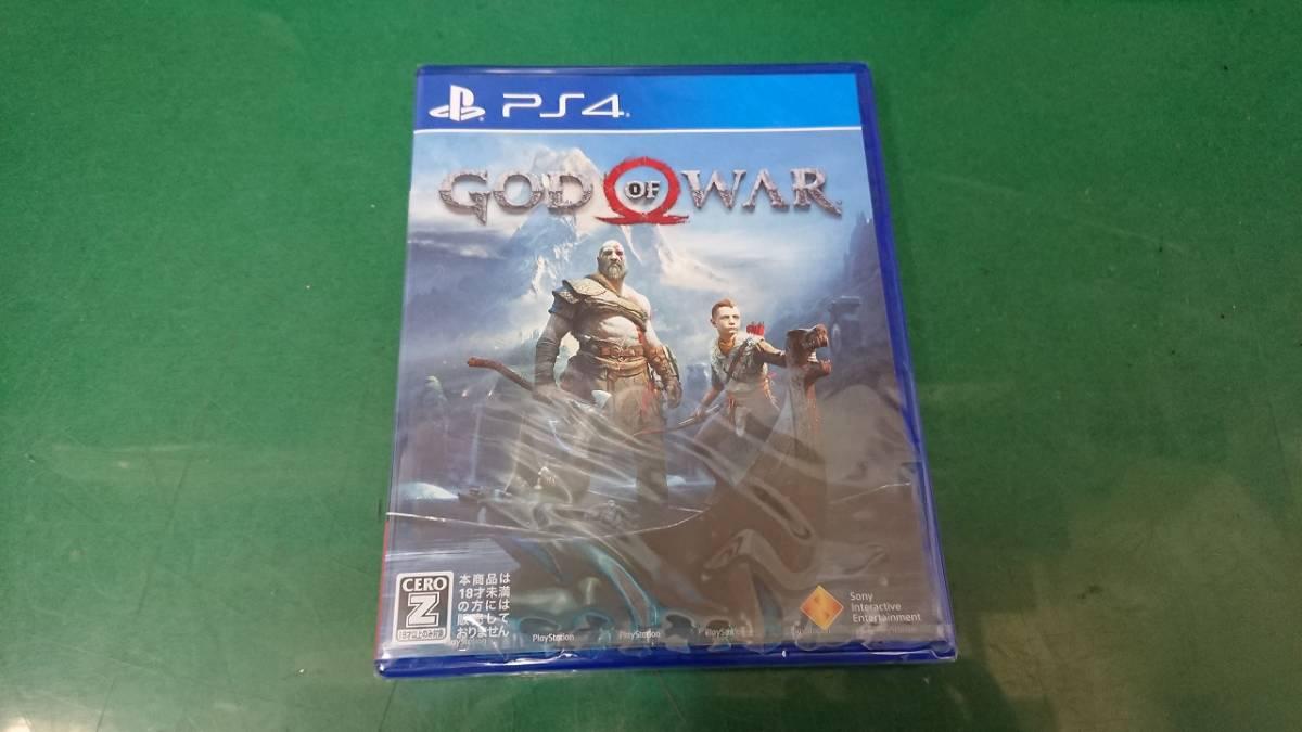 ★未開封 PS4 ソフト GOD OF WAR ゴッド・オブ・ウォー ★