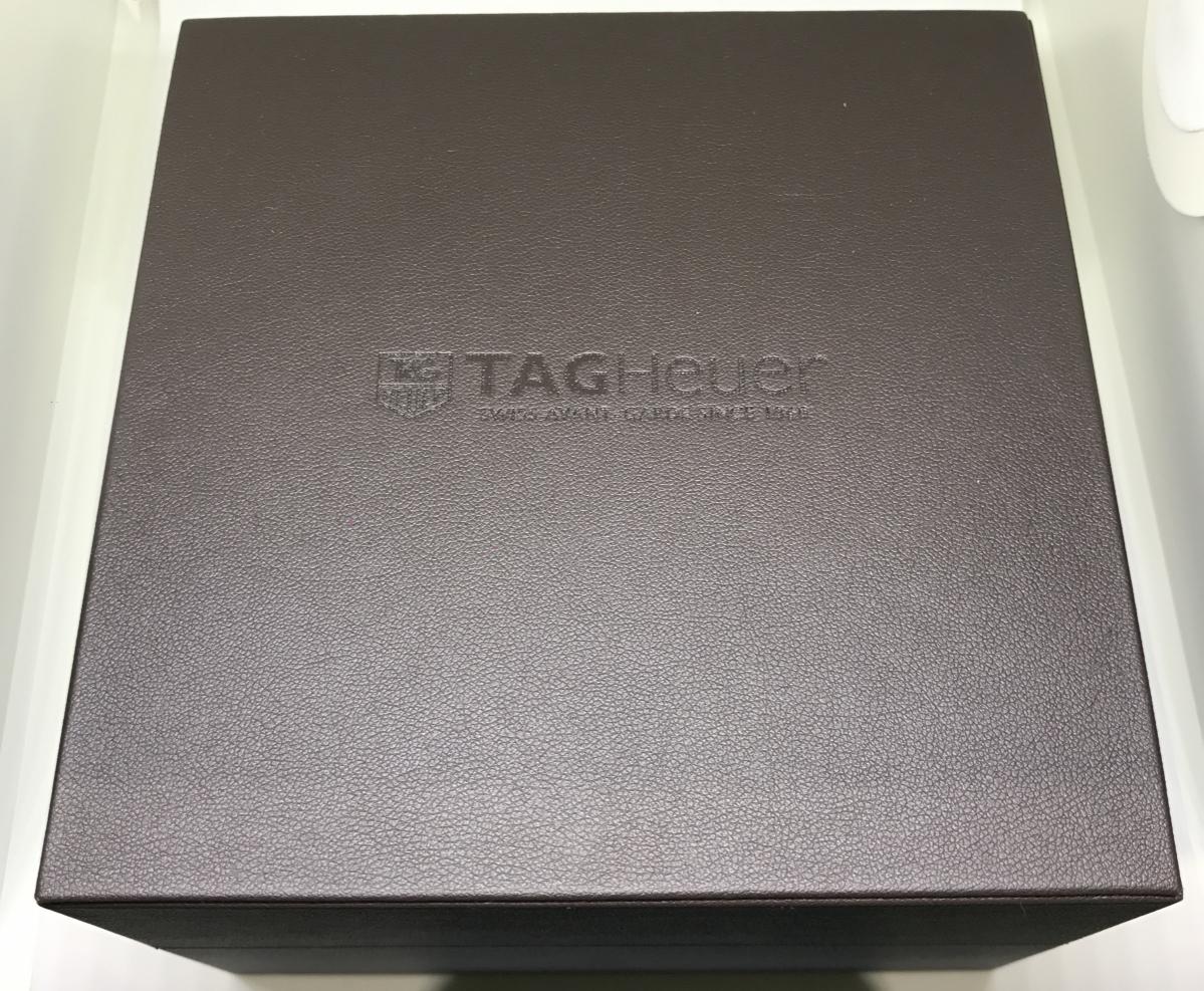 1円~/タグホイヤー/アクアレーサークロノ/CAF2010/自動巻き/定価¥334,800_画像7