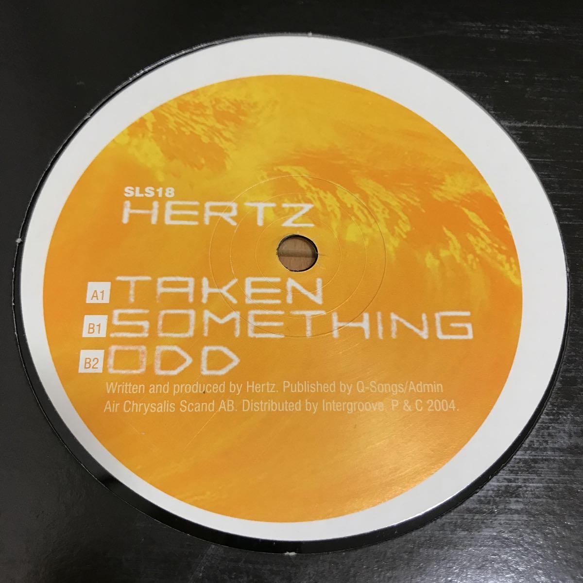 Hertz / Taken - SLS_画像1