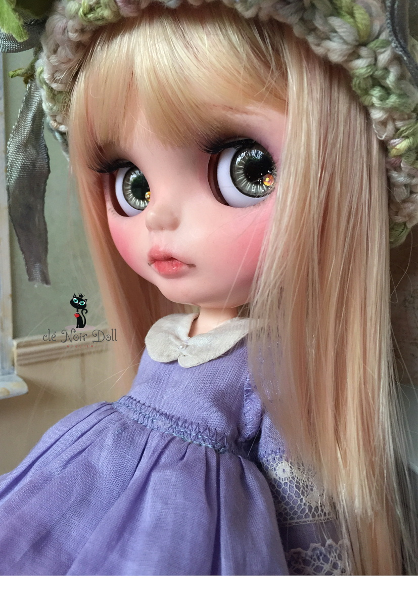cle Noir Doll**カスタムブライス** あじさい通りで待ってて。・゜・゜・。。・゜・゜・。