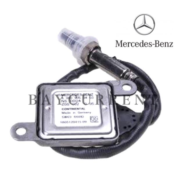 【正規純正品】 メルセデスベンツ NOX センサー ノックスセンサー Eクラス W207 W212 E250 E300 E350 E400 E400h 0009056104 純正品_安心の正規純正品