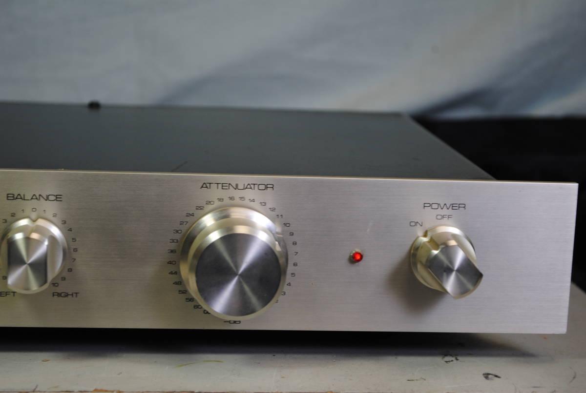 Sound Explorer 値下げ交渉  EL-660 プリアンプ 完動品【3ヶ月保証 】_画像3
