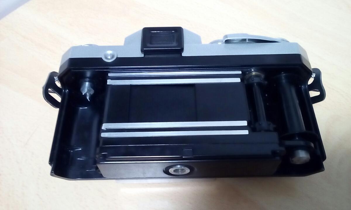 Nikon F 640Fに近い6411xxxです 外観は綺麗です 難あり ジャンク品扱いで_画像3